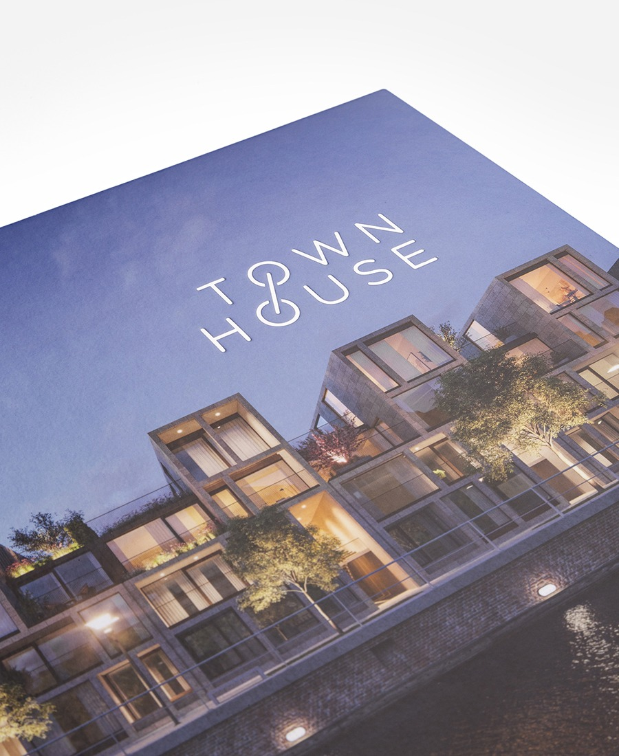 Townhouse cover boek