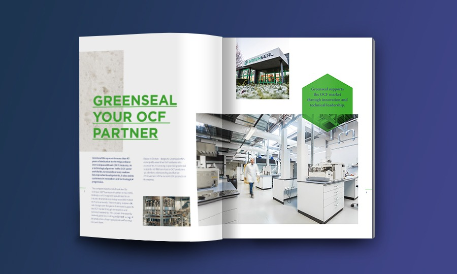 Greenseal corporate brochure